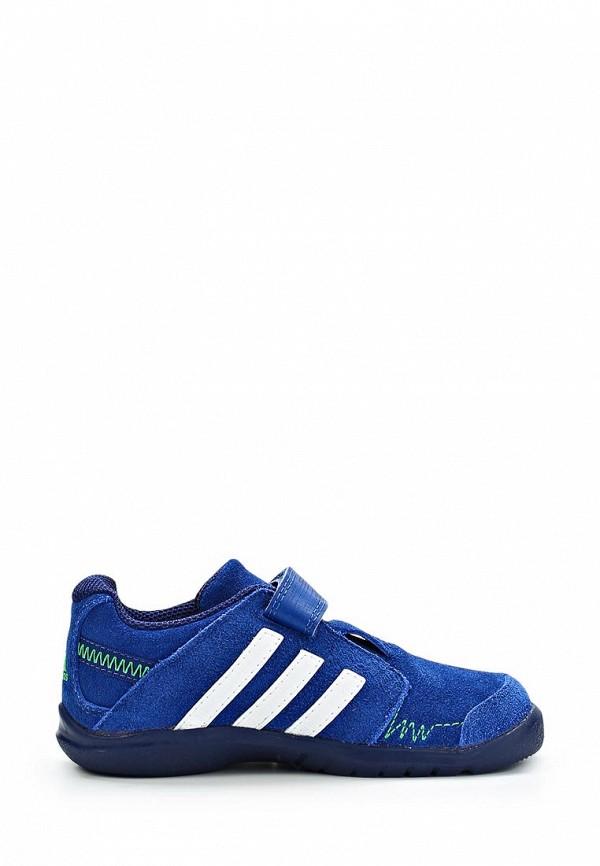 Кроссовки для мальчиков Adidas Performance (Адидас Перфоманс) G96778: изображение 3