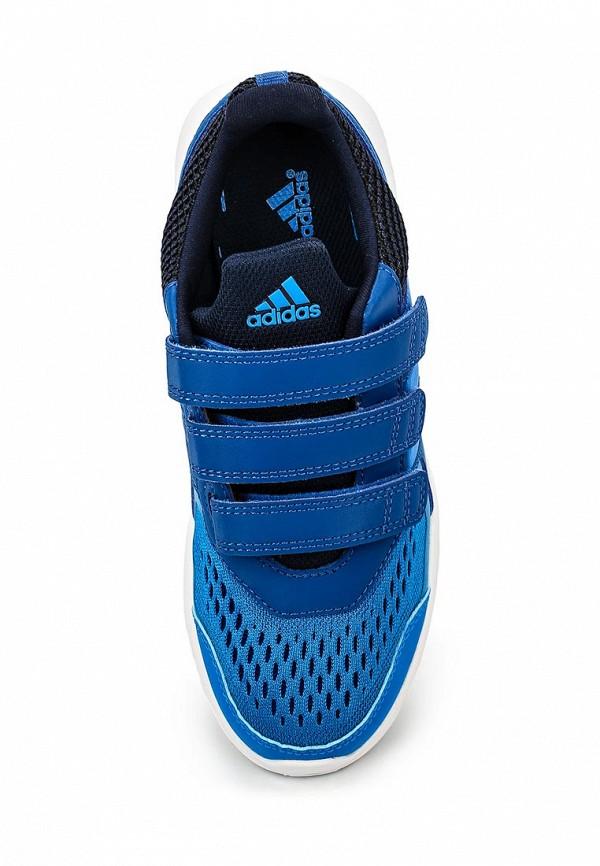 Кроссовки для мальчиков Adidas Performance (Адидас Перфоманс) AF4495: изображение 4
