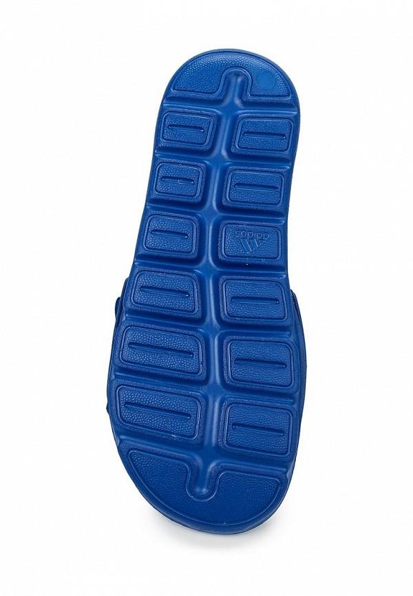Сланцы для мальчиков Adidas Performance (Адидас Перфоманс) AQ4840: изображение 3