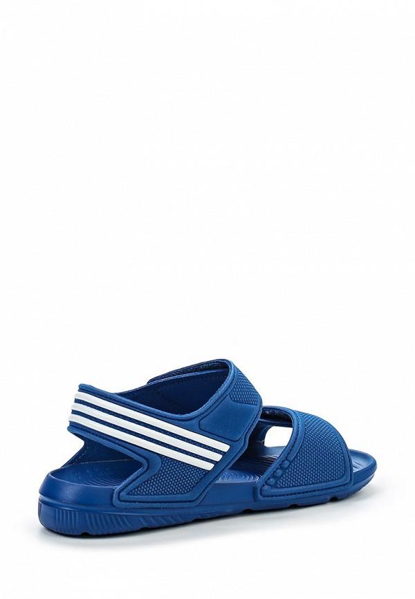 Сандалии для мальчиков Adidas Performance (Адидас Перфоманс) S74649: изображение 2