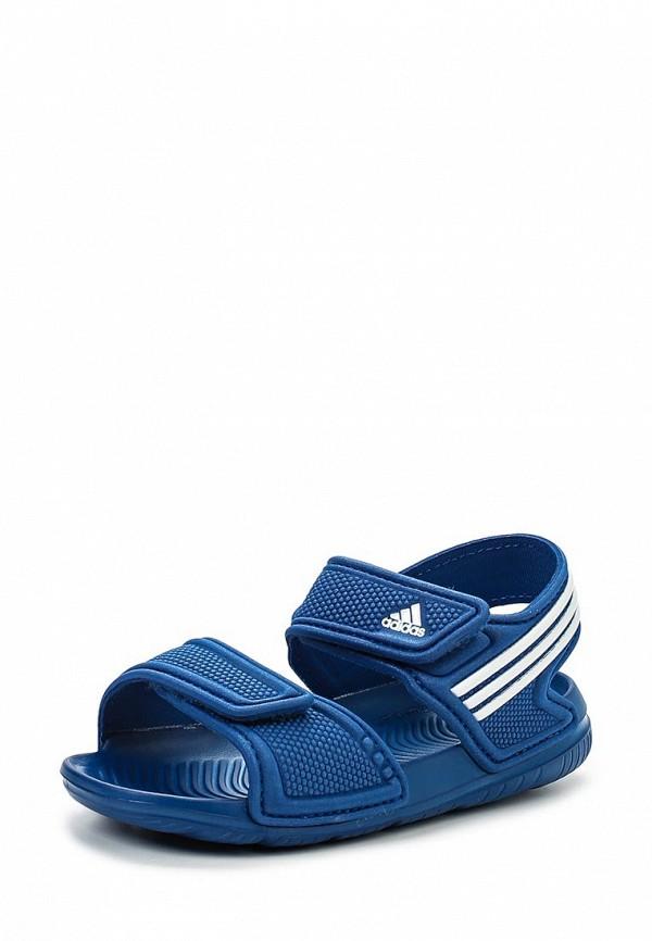 Сандалии для мальчиков Adidas Performance (Адидас Перфоманс) S74680: изображение 1