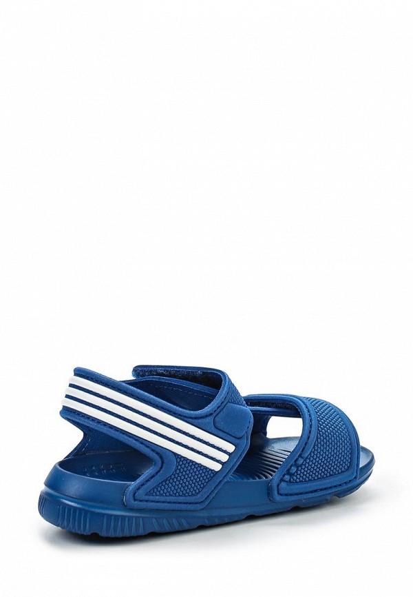 Сандалии для мальчиков Adidas Performance (Адидас Перфоманс) S74680: изображение 2