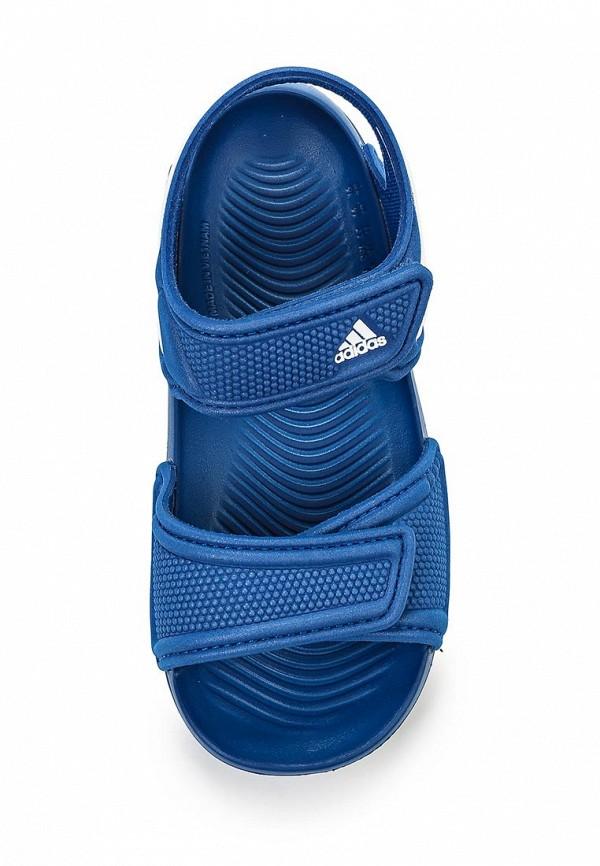 Сандалии для мальчиков Adidas Performance (Адидас Перфоманс) S74680: изображение 4