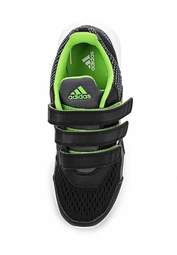 Кроссовки для мальчиков Adidas Performance (Адидас Перфоманс) AQ3863: изображение 4