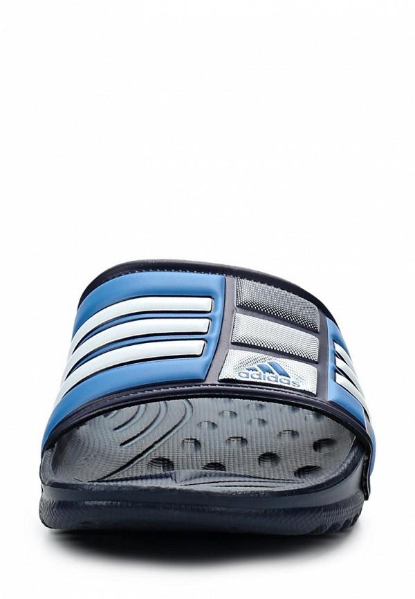 Мужские сланцы Adidas Performance (Адидас Перфоманс) 010629: изображение 6