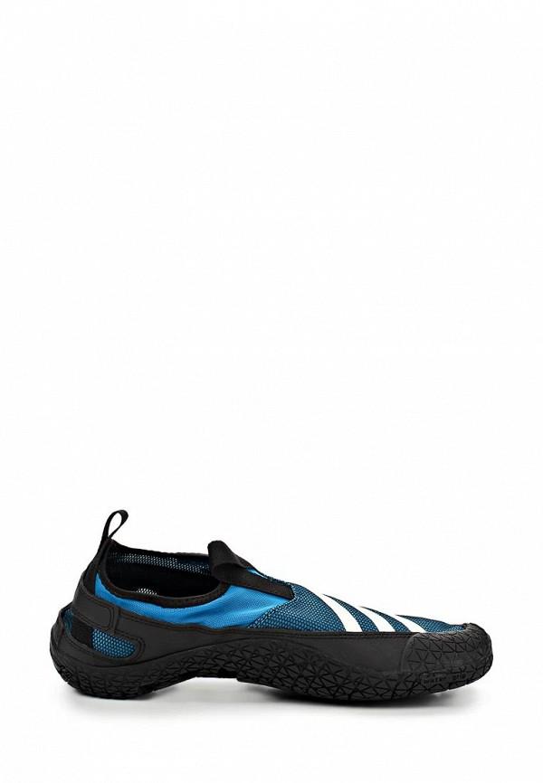 Мужская акваобувь Adidas Performance (Адидас Перфоманс) V23077: изображение 8