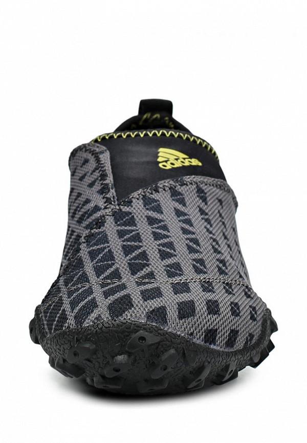 Мужская акваобувь Adidas Performance (Адидас Перфоманс) G46160: изображение 3