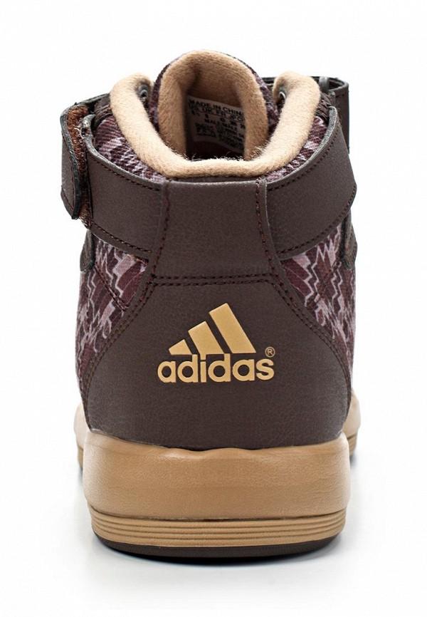 Мужские кроссовки Adidas Performance (Адидас Перфоманс) D74596: изображение 3
