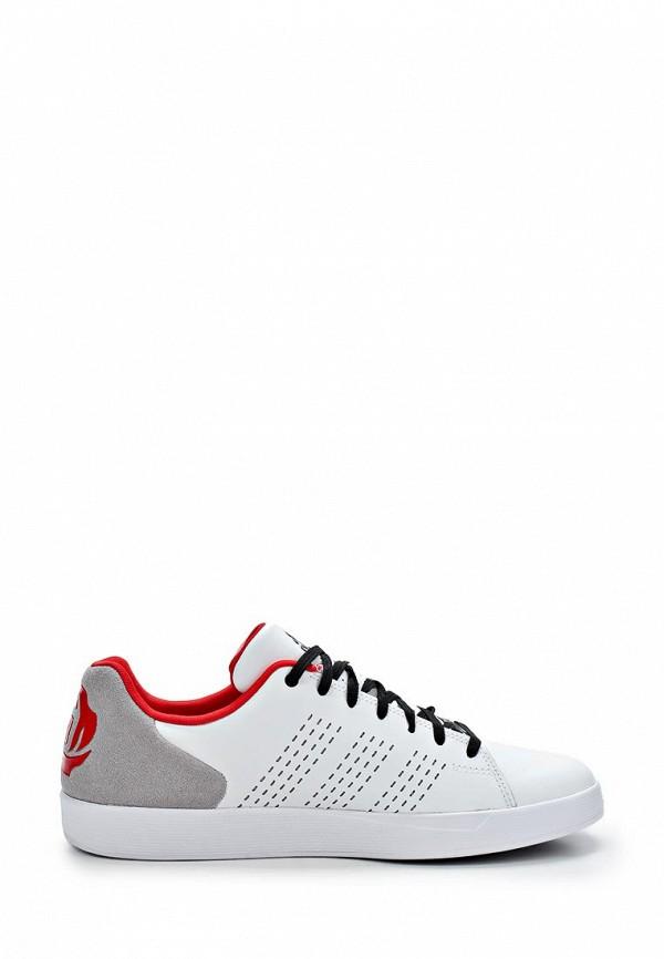 Мужские кеды Adidas Performance (Адидас Перфоманс) C75749: изображение 7