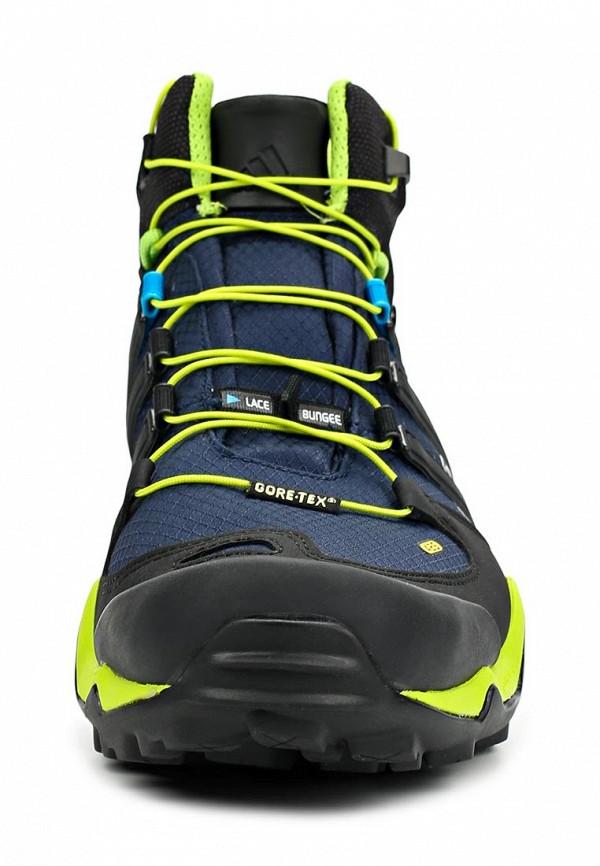 Спортивные мужские ботинки Adidas Performance (Адидас Перфоманс) M17379: изображение 6