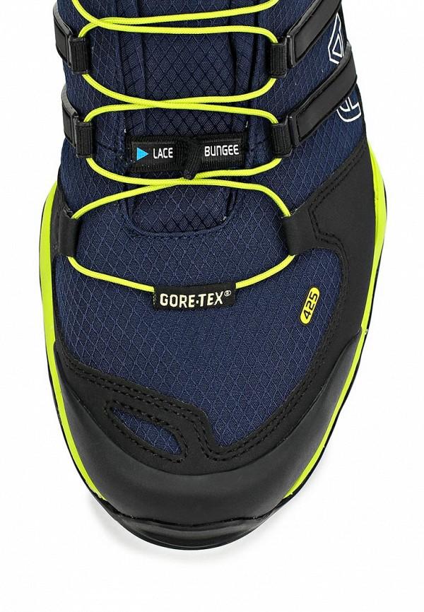 Спортивные мужские ботинки Adidas Performance (Адидас Перфоманс) M17379: изображение 10