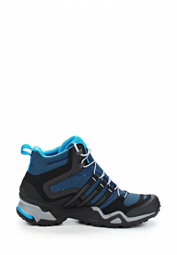 Спортивные мужские ботинки Adidas Performance (Адидас Перфоманс) M17385: изображение 7