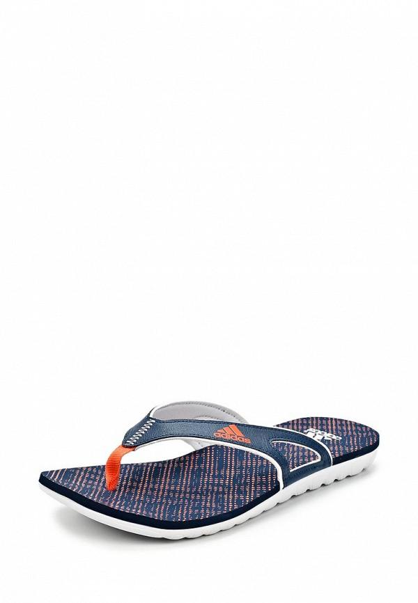 Мужские сланцы Adidas Performance (Адидас Перфоманс) M17874: изображение 1