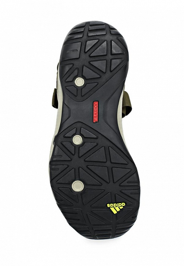 Мужские сандалии Adidas Performance (Адидас Перфоманс) D66455: изображение 3