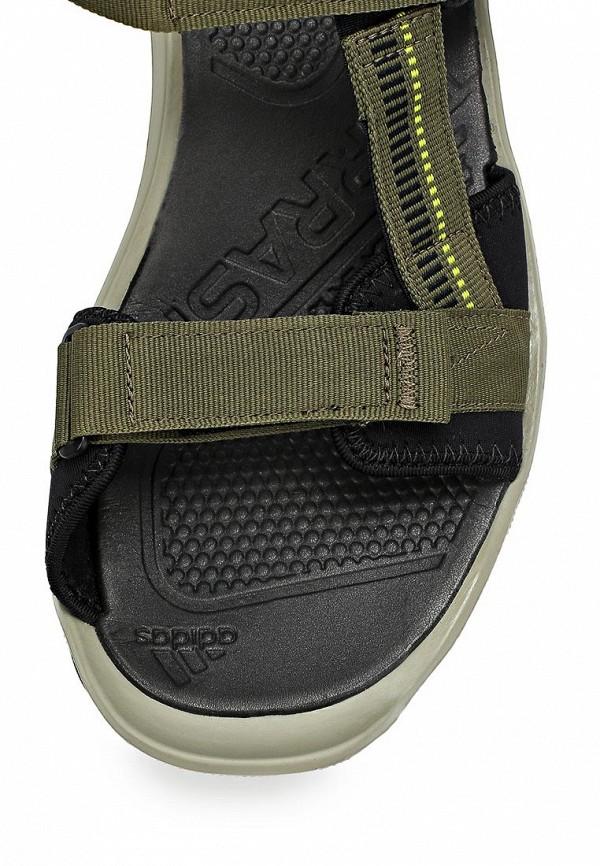 Мужские сандалии Adidas Performance (Адидас Перфоманс) D66455: изображение 9