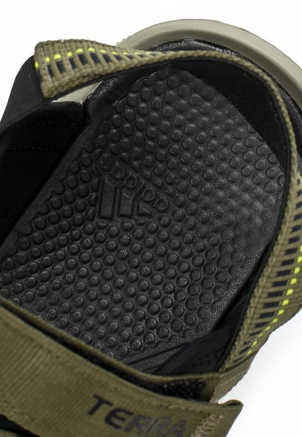 Мужские сандалии Adidas Performance (Адидас Перфоманс) D66455: изображение 11