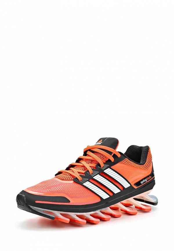 Мужские кроссовки Adidas Performance (Адидас Перфоманс) G66971: изображение 1