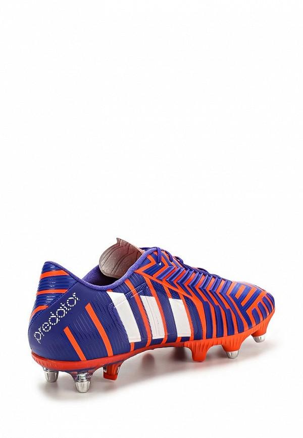 Мужская обувь Adidas Performance (Адидас Перфоманс) B35460: изображение 2