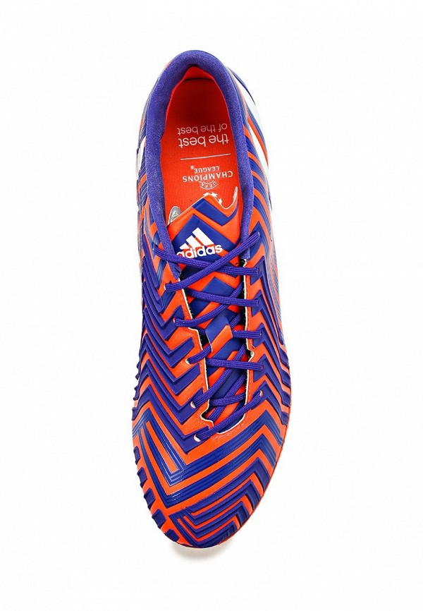 Мужская обувь Adidas Performance (Адидас Перфоманс) B35460: изображение 4