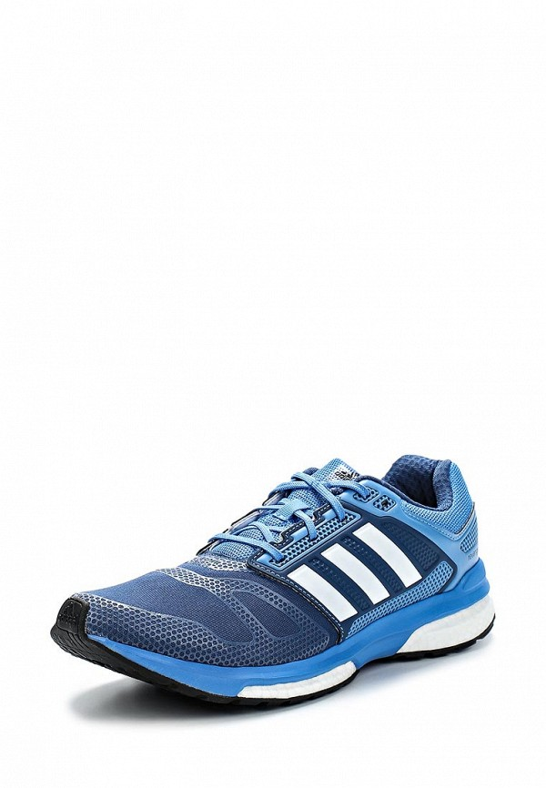 Мужские кроссовки Adidas Performance (Адидас Перфоманс) B34839: изображение 1
