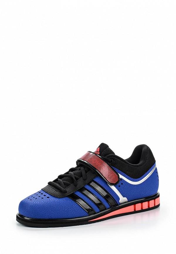 Мужские кроссовки Adidas Performance (Адидас Перфоманс) B39759: изображение 1