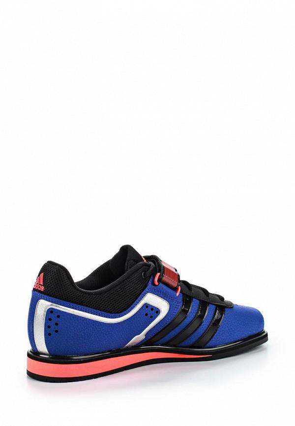 Мужские кроссовки Adidas Performance (Адидас Перфоманс) B39759: изображение 2