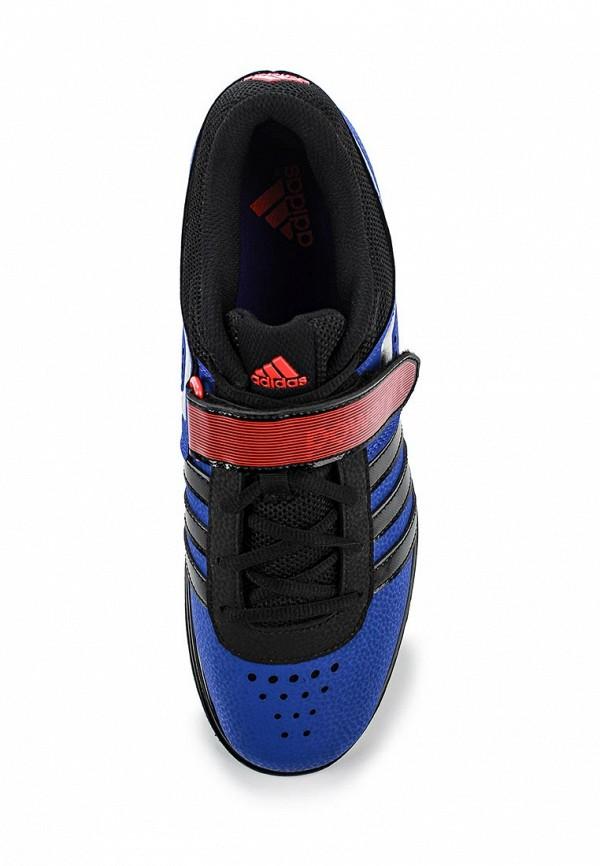 Мужские кроссовки Adidas Performance (Адидас Перфоманс) B39759: изображение 4
