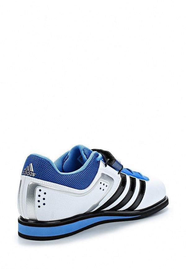 Мужские кроссовки Adidas Performance (Адидас Перфоманс) B39760: изображение 2