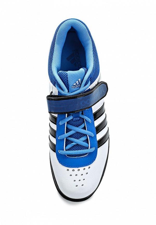 Мужские кроссовки Adidas Performance (Адидас Перфоманс) B39760: изображение 4