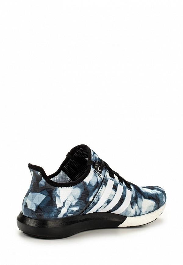 Мужские кроссовки Adidas Performance (Адидас Перфоманс) B44552: изображение 2