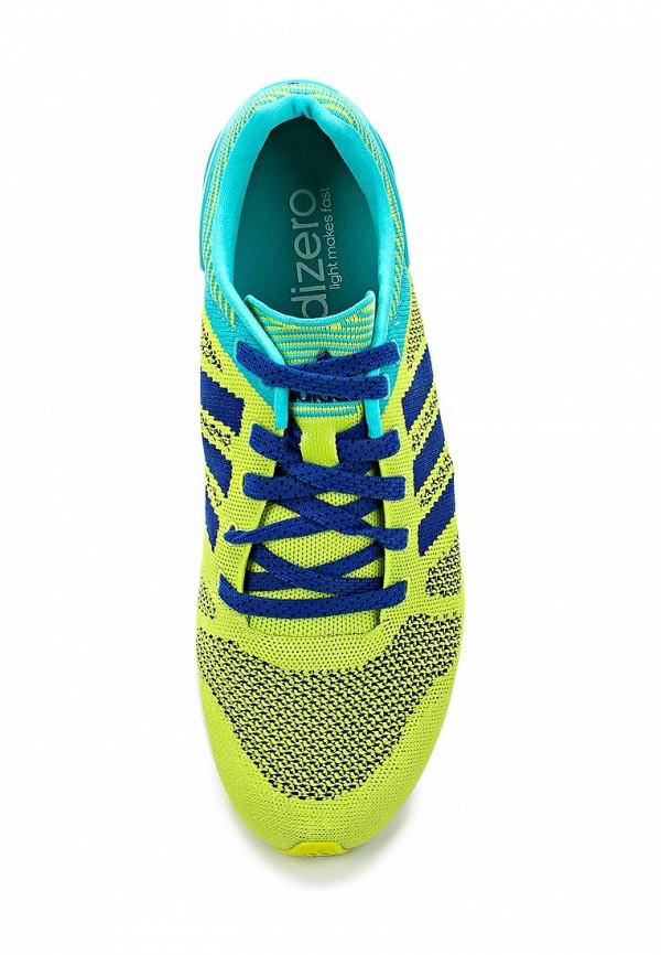Мужские кроссовки Adidas Performance (Адидас Перфоманс) B44575: изображение 4