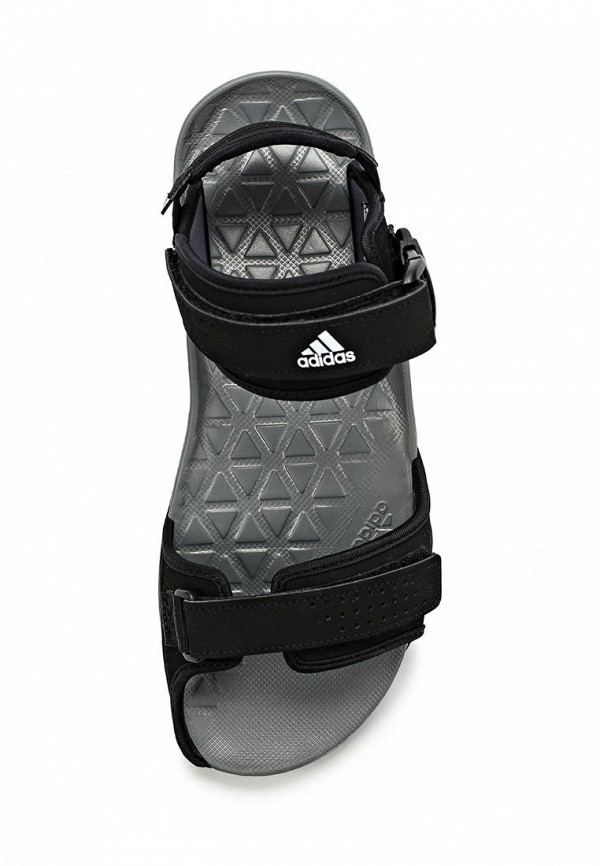 Мужские сандалии Adidas Performance (Адидас Перфоманс) B44191: изображение 4