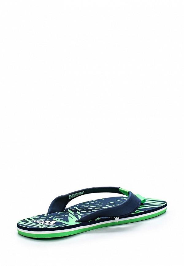 Мужские сланцы Adidas Performance (Адидас Перфоманс) B40036: изображение 2
