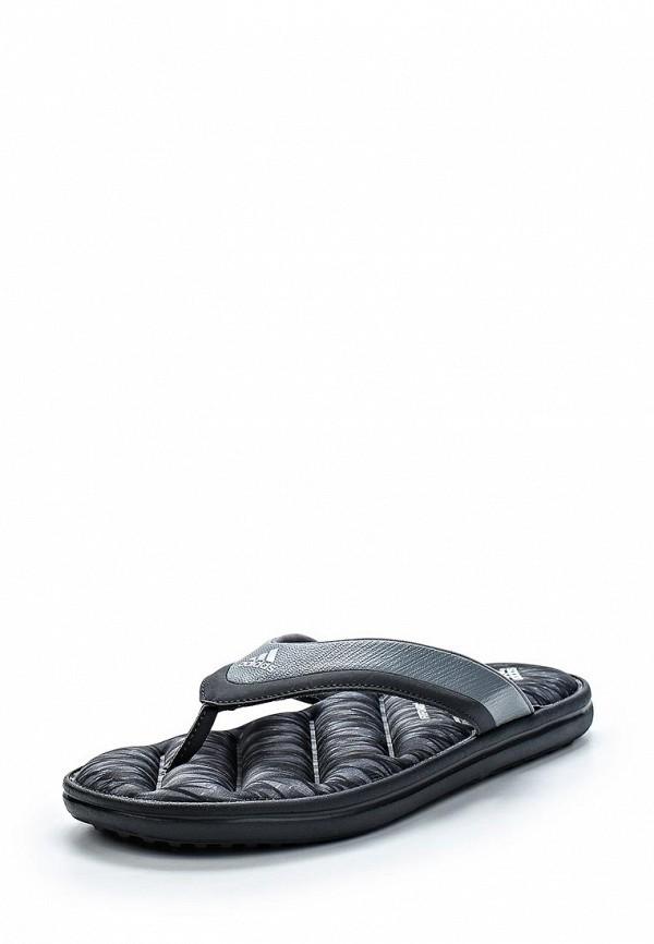 Мужские сланцы Adidas Performance (Адидас Перфоманс) B44047: изображение 1