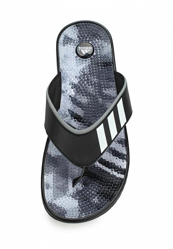 Мужские сланцы Adidas Performance (Адидас Перфоманс) B35903: изображение 4