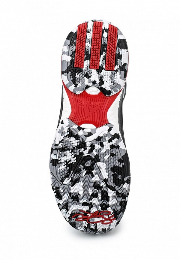 Мужские кроссовки Adidas Performance (Адидас Перфоманс) C76798: изображение 3