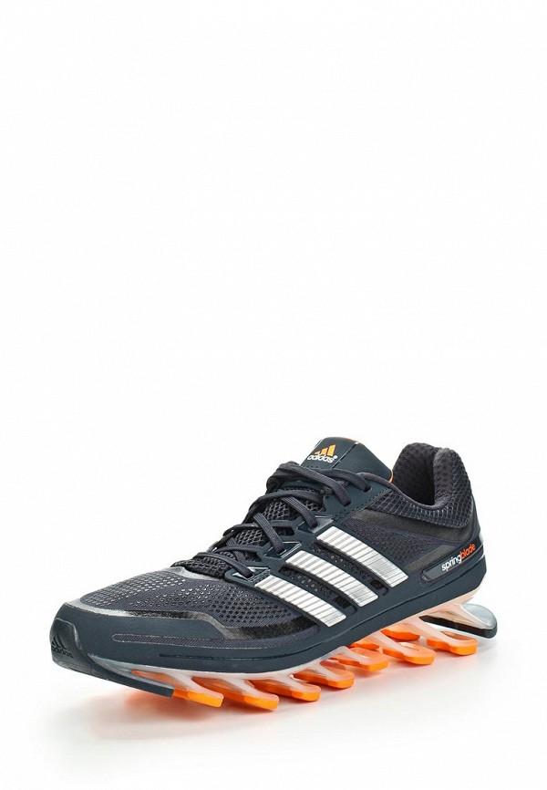 Мужские кроссовки Adidas Performance (Адидас Перфоманс) G98615: изображение 1