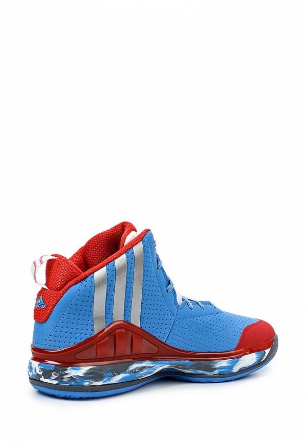 Мужские кроссовки Adidas Performance (Адидас Перфоманс) S84021: изображение 2
