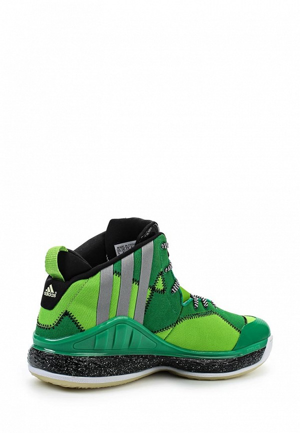 Мужские кроссовки Adidas Performance (Адидас Перфоманс) S84017: изображение 2