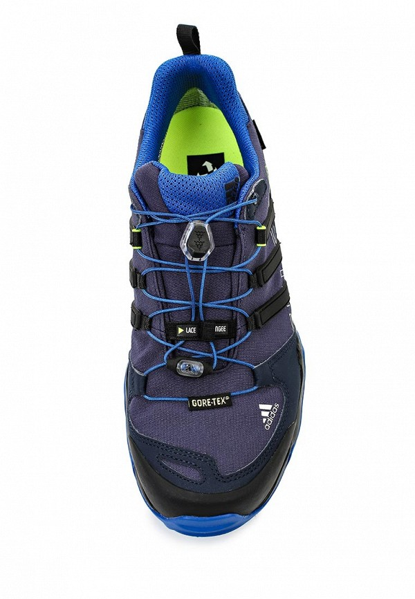 Мужские кроссовки Adidas Performance (Адидас Перфоманс) B22816: изображение 4