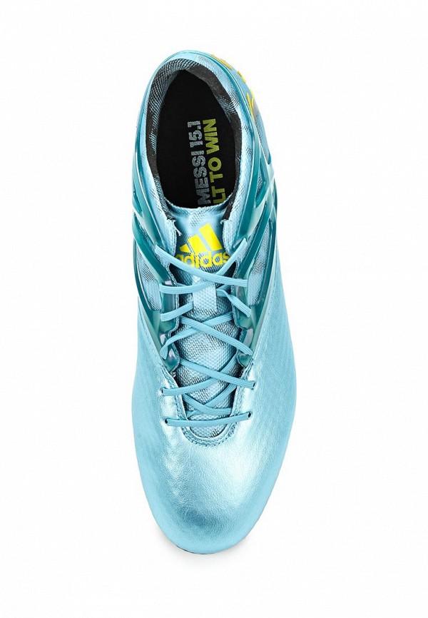 Мужская обувь Adidas Performance (Адидас Перфоманс) B23773: изображение 4