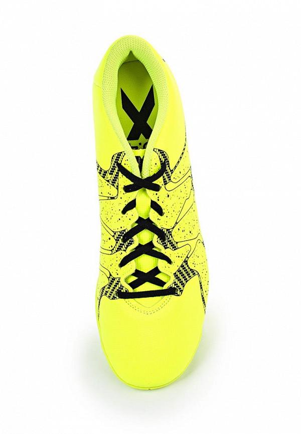 Мужская обувь Adidas Performance (Адидас Перфоманс) B26935: изображение 4