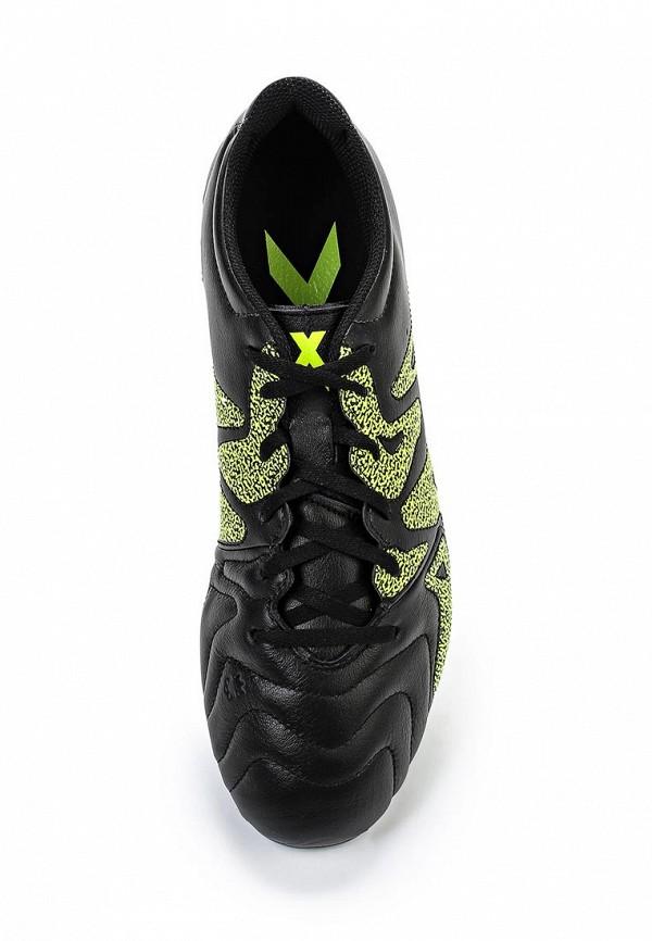 Мужская обувь Adidas Performance (Адидас Перфоманс) B26971: изображение 4