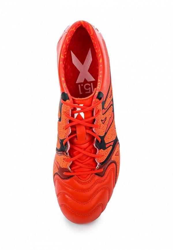 Мужская обувь Adidas Performance (Адидас Перфоманс) B26980: изображение 4