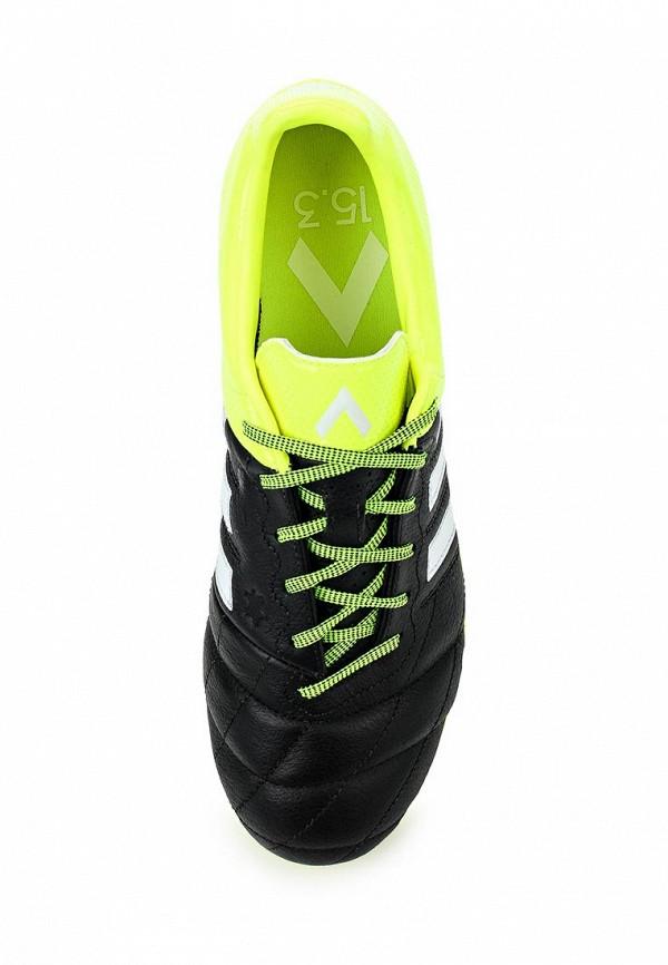 Мужская обувь Adidas Performance (Адидас Перфоманс) B27055: изображение 4