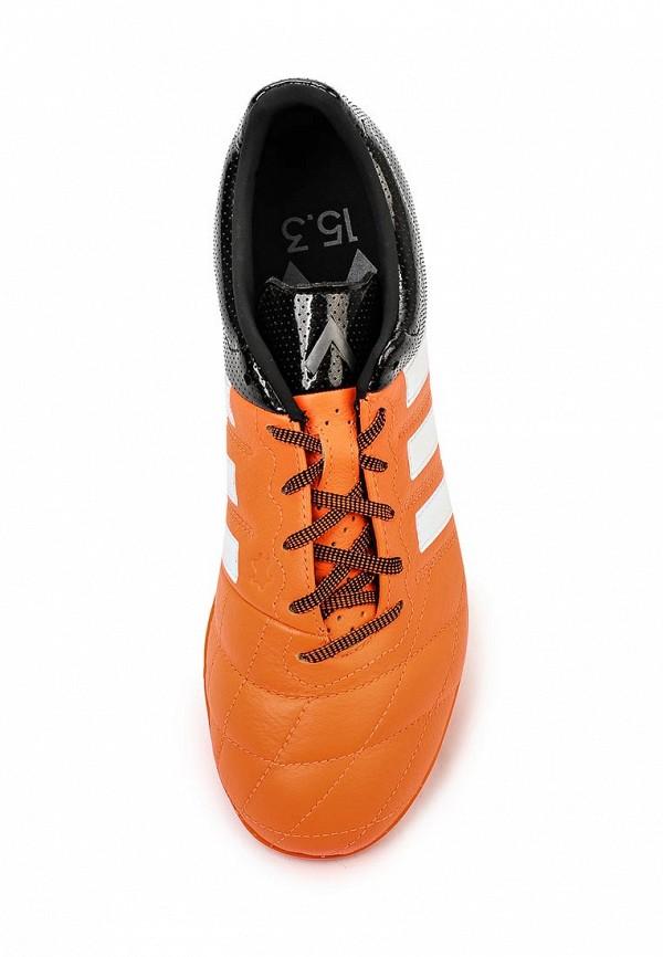 Мужская обувь Adidas Performance (Адидас Перфоманс) B27056: изображение 4
