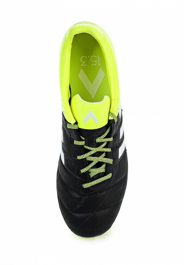 Мужская обувь Adidas Performance (Адидас Перфоманс) B27063: изображение 4