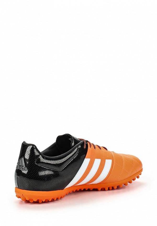 Мужская обувь Adidas Performance (Адидас Перфоманс) B27064: изображение 3