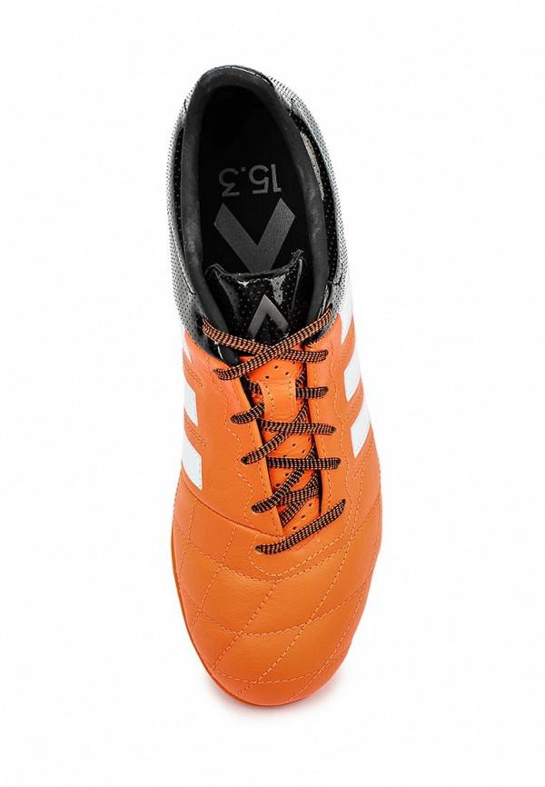 Мужская обувь Adidas Performance (Адидас Перфоманс) B27064: изображение 8
