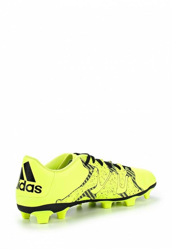 Мужская обувь Adidas Performance (Адидас Перфоманс) B32792: изображение 2